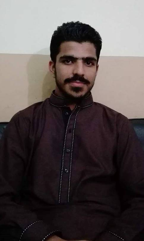 Aamir Ali Alvi (Student President 2017-18)